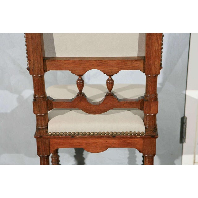 Dining Side Chairs - Set of 12 For Sale - Image 4 of 9