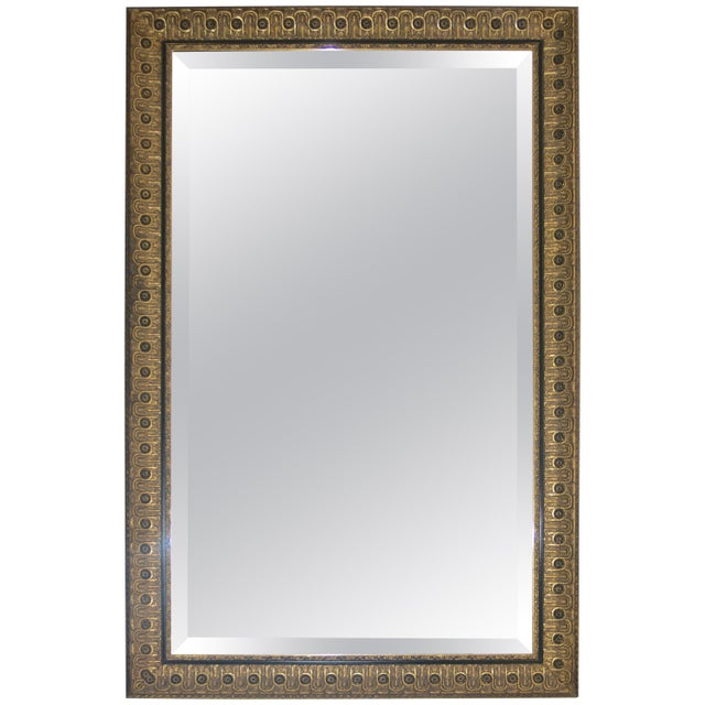 Neoclassical Wall Mirror by Juan Pablo Molyneux For Sale - Image 9 of 9