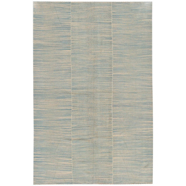 21st Century Contemporary Kilim Rug For Sale