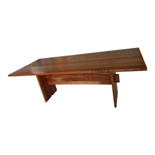 Room and Board Cherry Dining Table For Sale