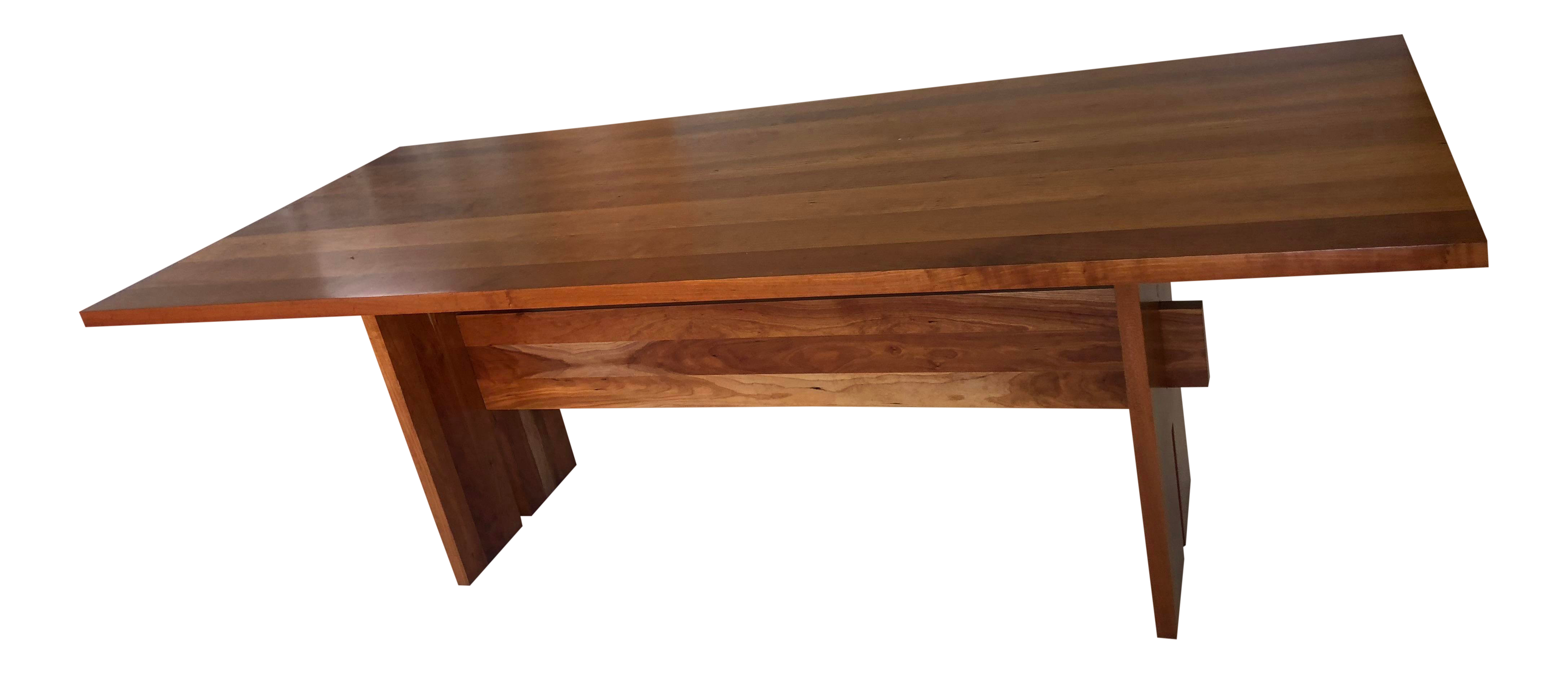Room And Board Cherry Dining Table