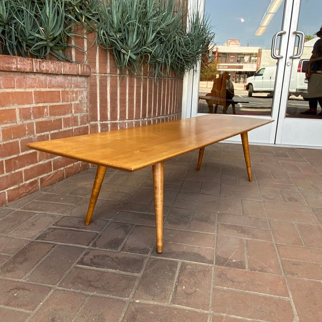 Mid-Century Modern Paul McCobb Planner Group by Winchendon Modular Cabinet and Bench For Sale - Image 9 of 13