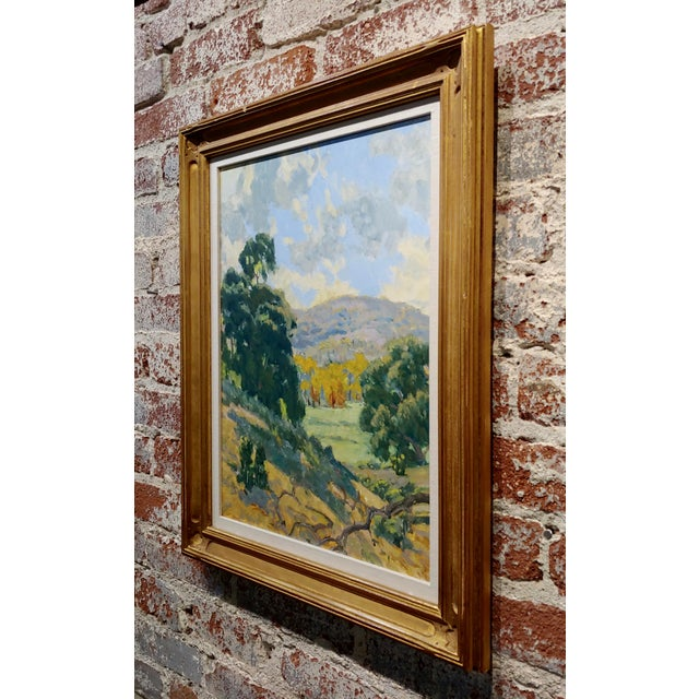 Rodolfo Rivademar - From the WIlderness South of the 71 Fwy- California Oil Painting For Sale In Los Angeles - Image 6 of 9