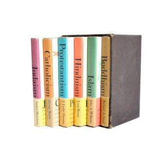 Great Religions of Modern Man Books - Set of 6