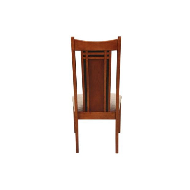 Chinoiserie Style Dining Chairs, S/6 - Image 5 of 5