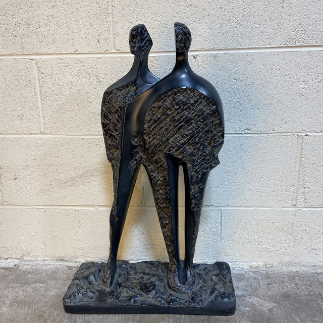 Vintage Austin Productions Modernist Sculpture For Sale - Image 11 of 11