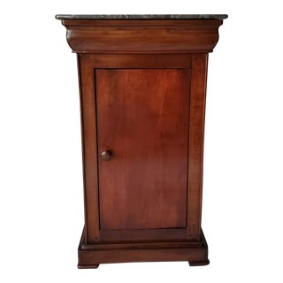 19th Century French Country Nightstand For Sale