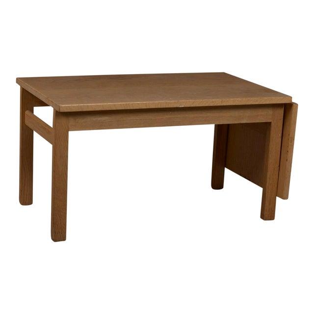 factory authentic 5d983 b75c4 Hans Wegner for Getama Oak Side Table