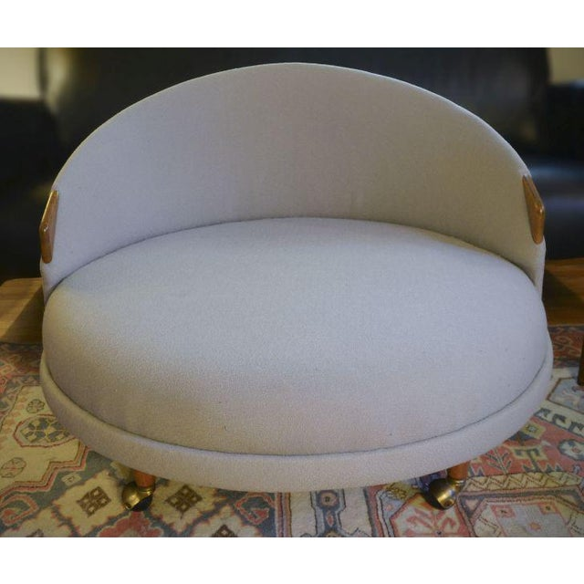 Craft Associates Mid-Century Adrian Pearsall Havana Lounge Chair For Sale - Image 4 of 4