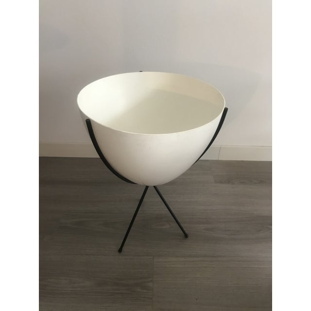 2000 - 2009 Dwr Contemporary Bullet Planter For Sale - Image 5 of 5