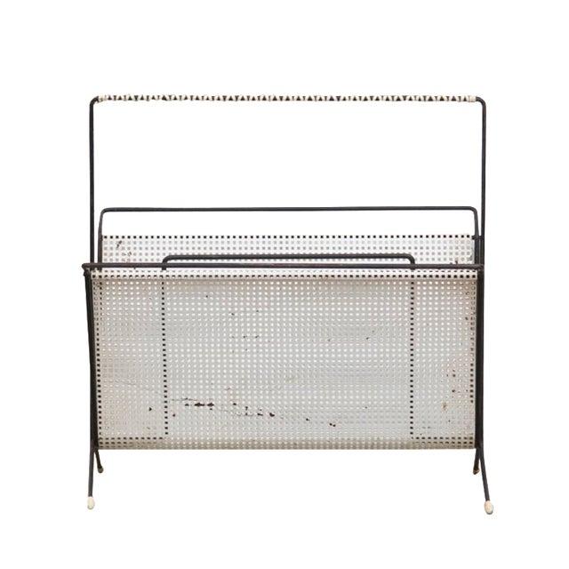 Pilastro Style Wire Magazine Rack - Image 1 of 7