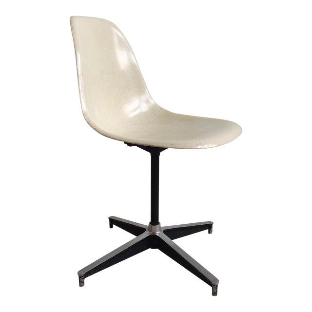 Eames Vintage Plastic Shell Chair For Sale