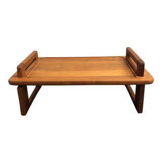 Mid-Century Modern Bed Tray