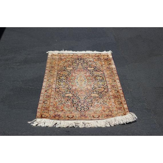 Vintage Faded Area Rug - 2′2″ × 5′1″ - Image 2 of 6