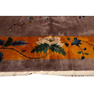 Early 20th Century Art Deco Chinese Rug Preview
