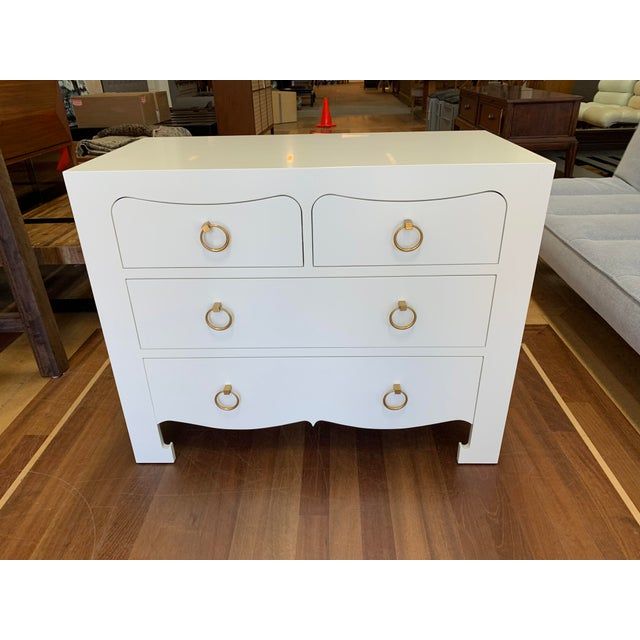 Bungalow 5 Jacqui Large 4-Drawer Chest For Sale - Image 11 of 11