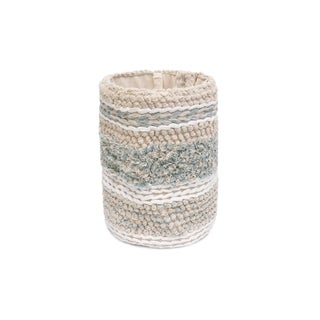 Transitional Pasargad Grandcanyon Collection Cotton Basket Preview
