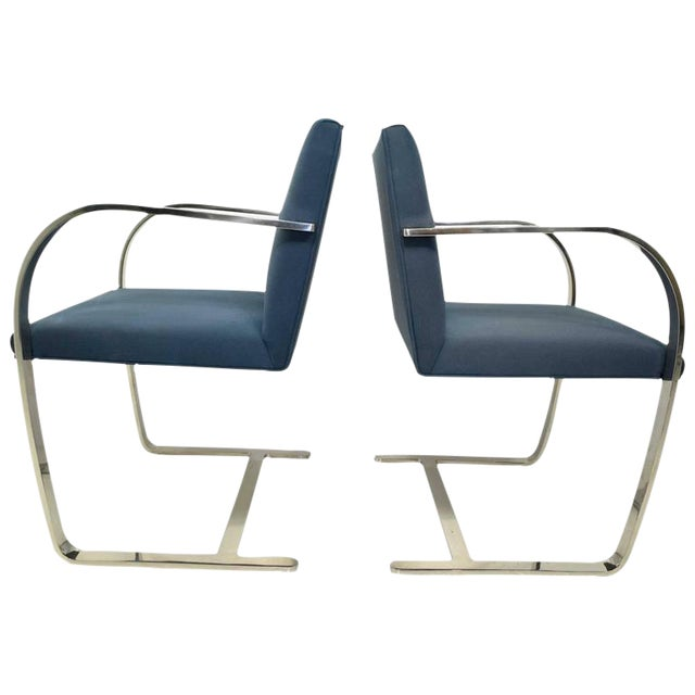 Brno Chairs by Gordon International - A Pair For Sale