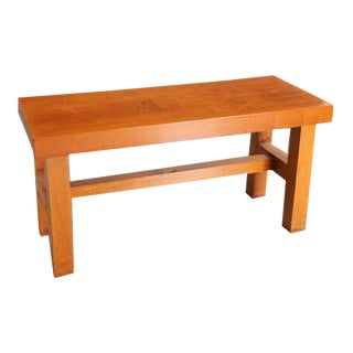 Mid-Century French Coffee Table, Ex. Garrick Stephenson For Sale