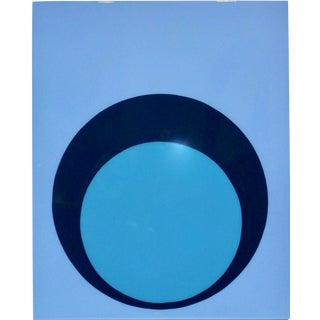 Stephanie Henderson Glossy Double Dot on Panel For Sale