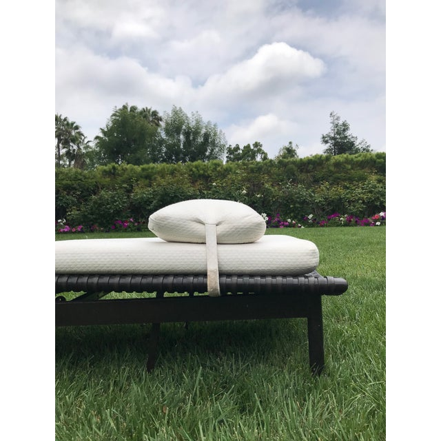 McGuire Antalya Chaise Lounges-a Pair For Sale - Image 12 of 13