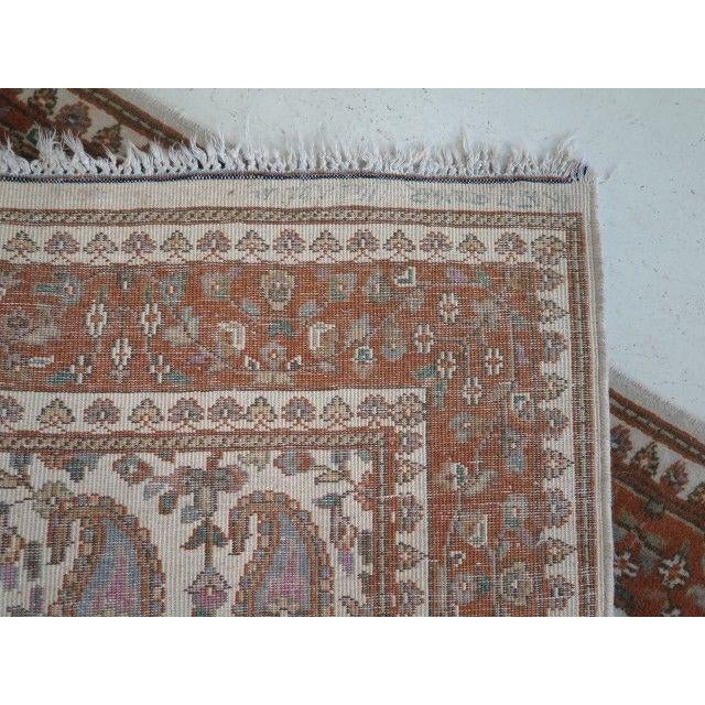 1960s Vintage Persian Area Rug - 2′11″ × 5′7″ For Sale - Image 11 of 13