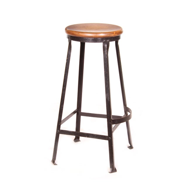 Factory Shop Stool For Sale - Image 12 of 13