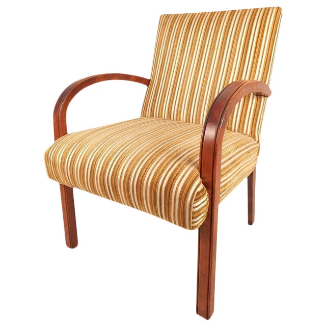 Mid-Century Modern Lounge Chair - Image 1 of 6