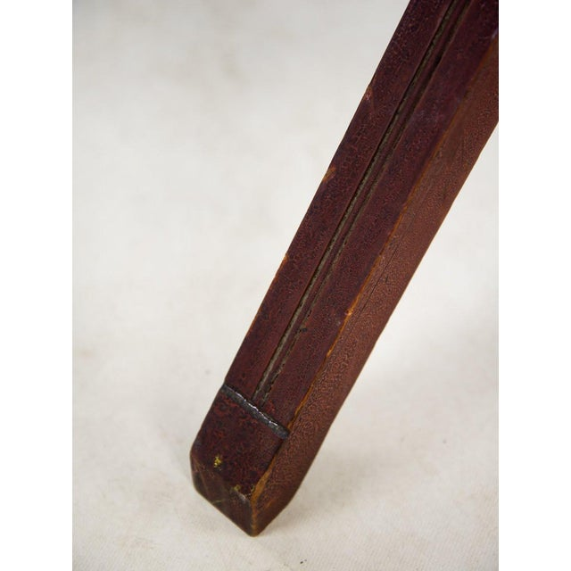 19th C. Victorian Tilt-Top Marquetry Occasional Table - Image 12 of 13