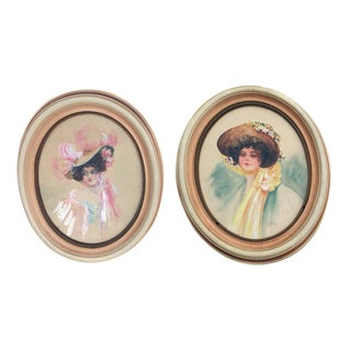 Two Gibson Girls