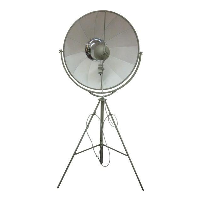 Fortuny Atelier 63 Floor Lamp White