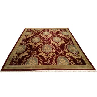 Aubusson Design Tibetan Rug - 8′6″ X 11′6″ - Size Cat. 9x12 Preview