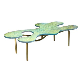 Picasso Coffee Table by Artist Troy Smith - Contemporary Design - Artist Proof - Limited Edition For Sale