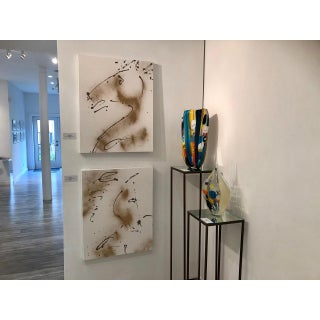 Donna Bernstein Cave II Contemporary Painting Preview