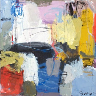 """""""The Gift"""" Original Abstract Painting"""