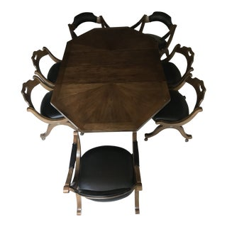 Drexel Heritage Hispania Dining Set For Sale