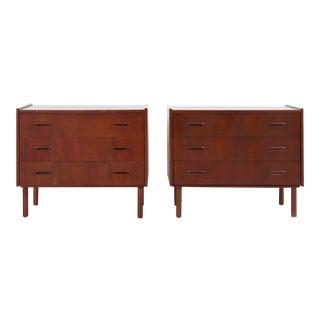 Set of Møbelfabrikken Sola Ganddal of Norway Dressers For Sale