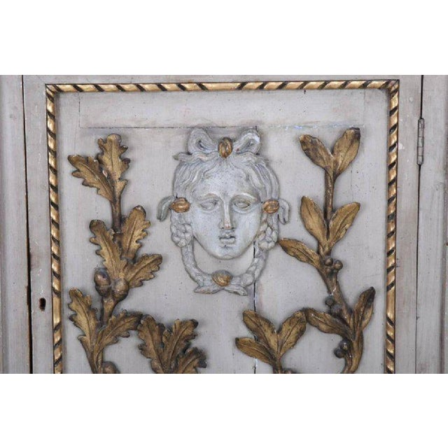 Neoclassical 18th Century Italian Neoclassical Sideboard Cabinet For Sale - Image 3 of 5
