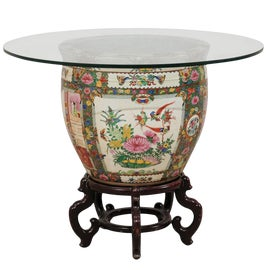 Image of Round Side Tables