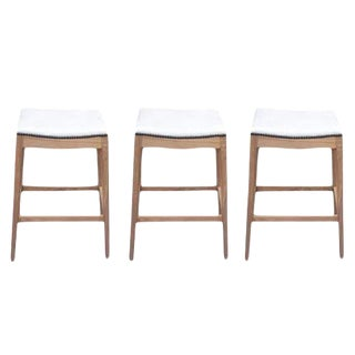 """Custom to Order """"Belly Up to the Bar"""" Collection Stools For Sale"""