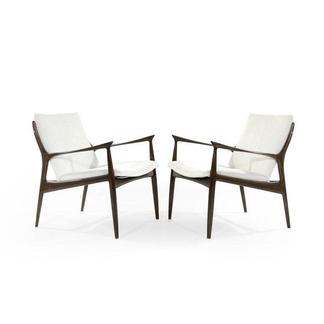 Lounge Chairs by Ib Kofod-Larsen For Sale - Image 9 of 13