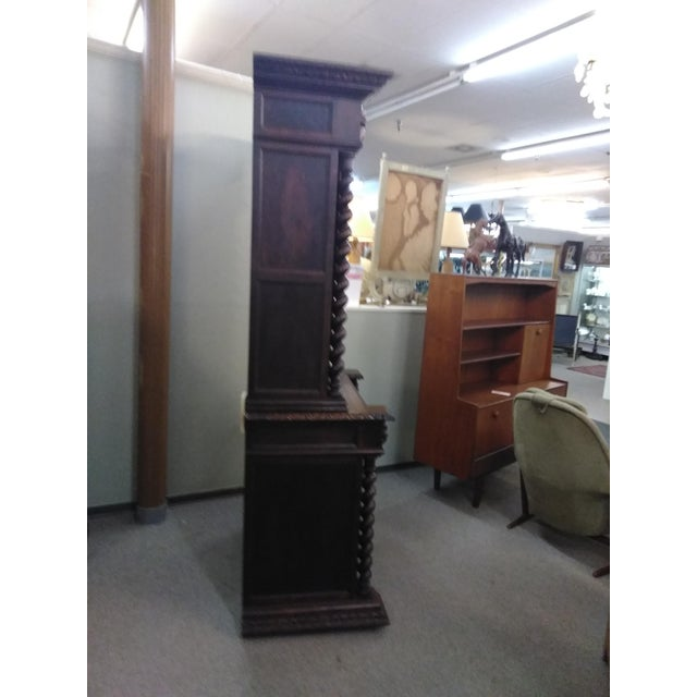 Late 19th Century 19th Century French Hunter's Cabinet/Bookcase For Sale - Image 5 of 13