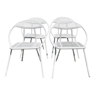 Salterini Folding Chairs by JidRid - Set of 4 For Sale