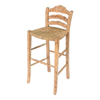 Sarreid LTD English Country Bar Stool