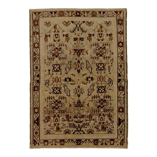 Late 20th Century Persian Malayer Area Rug For Sale