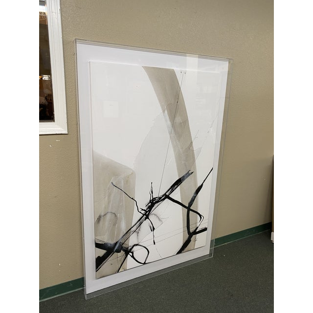 """Design Plus Gallery presents """"Solutions 2"""", a giclee print by Art & Frame Source. A large scale print that will fill your..."""