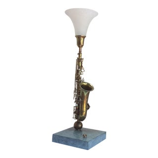 Saxophone Lamp For Sale