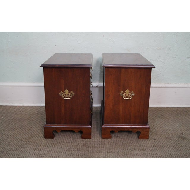 Pennsylvania House Cherry Chippendale Chests - Image 3 of 10