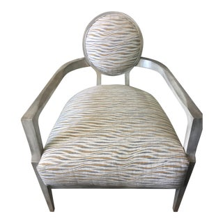 Caracole Contemporary Side Chair For Sale