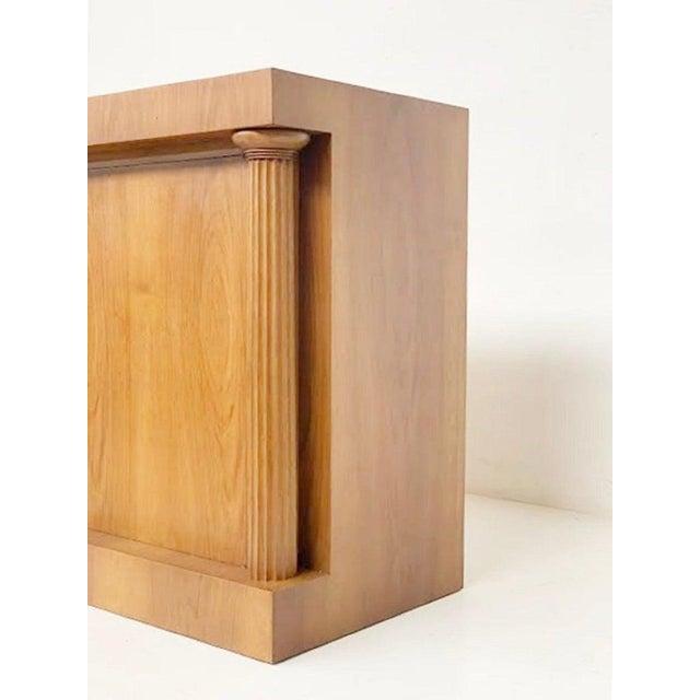 Chest of drawers by T.H. Robsjohn-Gibbings Klismos for Saridis - Greece c.1960
